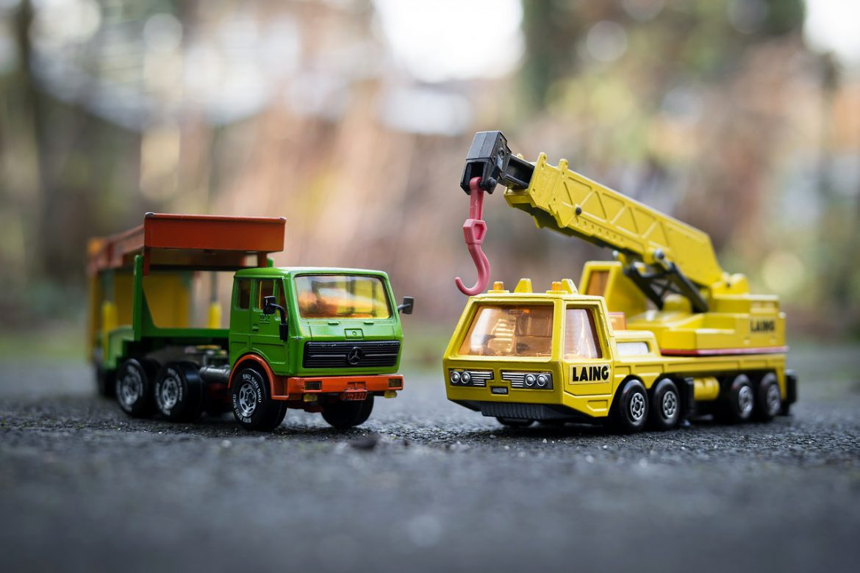 Alle soorten vrachtwagens voor jouw bedrijf